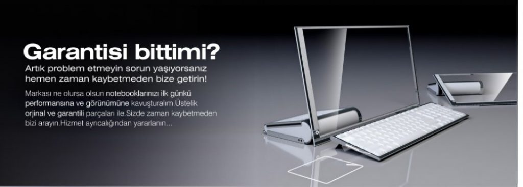Şirinevler Notebook Tamiri